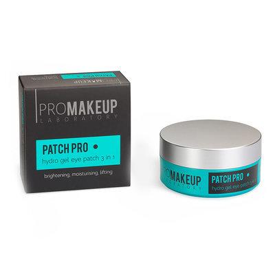 Патчи Pro Makeup гидрогелевые 3в1 комплексного воздействия
