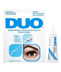 Клей DUO  прозрачный