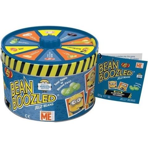 Jelly Belly Bean Boozled Minion Edition 20 вкусов в жестяной банке Миньоны 95 гр
