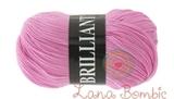 Пряжа Vita Brilliant розовый 4956