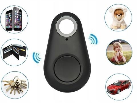 Умный Bluetooth брелок-трекер для поиска