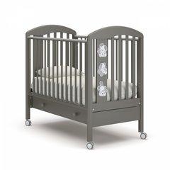 Кровать детская Макс с ящиком муссон