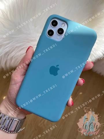Чехол iPhone 11 Silicone Case /cactus/ дикий кактус original quality