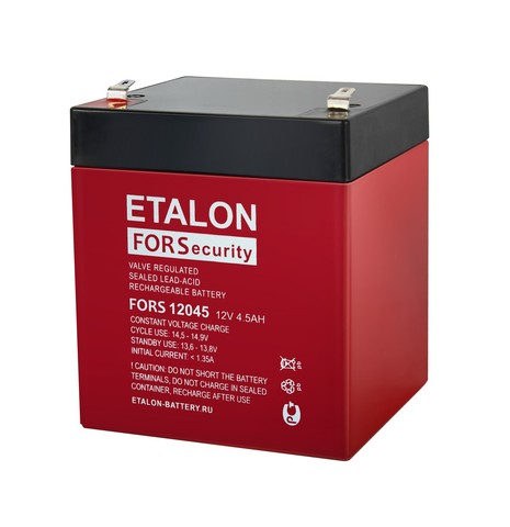 Аккумулятор ETALON FORS 12012