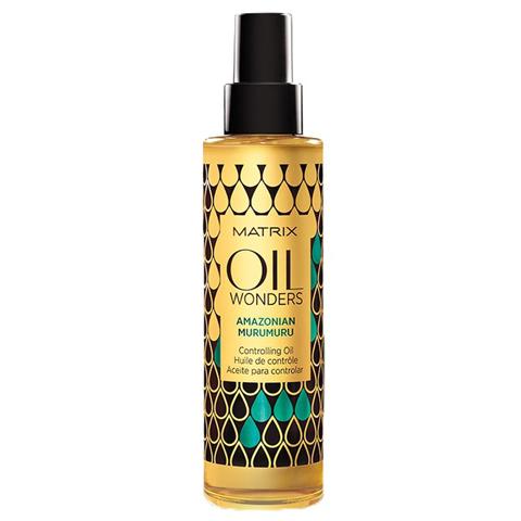 Matrix Oil Wonders: Разглаживающее масло для волос (Amazonian Murumuru), 150мл