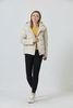 SIC-I311/6386-женская куртка на нано-пухе