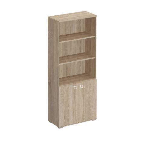 КС 303 Шкаф для документов полузакрытый (90.2x44.2x221)