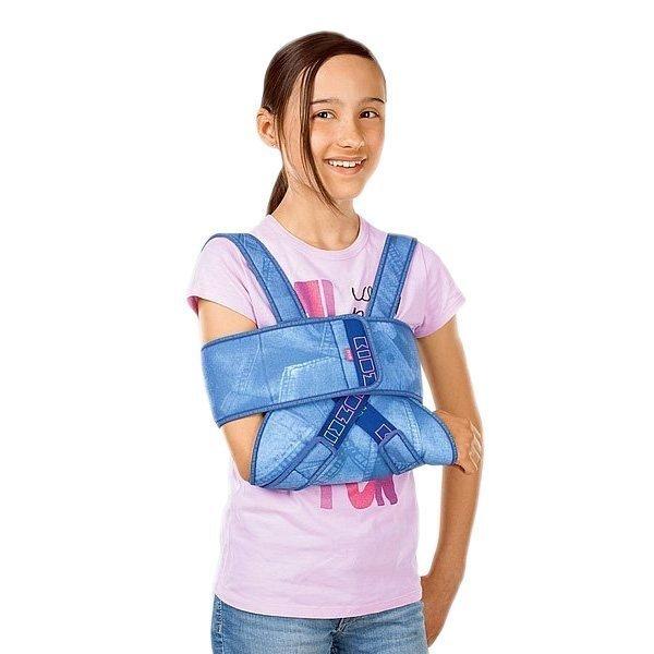 Плечевой сустав Иммобилизирующий детский бандаж medi Shoulder sling orig.jpg