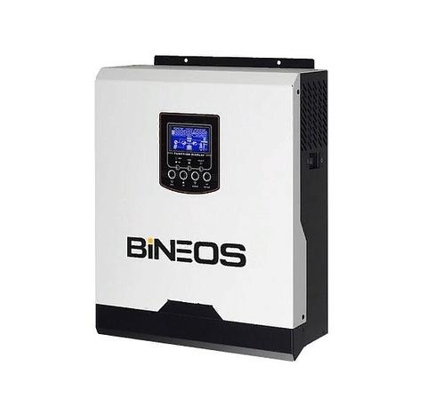 Инвертор (Инвертор-зарядное устройство) BINEOS 1KF, 1000-12  (+PWM контроллер)