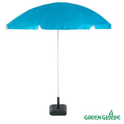Зонт пляжный от солнца Green Glade 0012 (200 см)