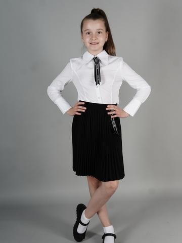 Блузка белая Deloras
