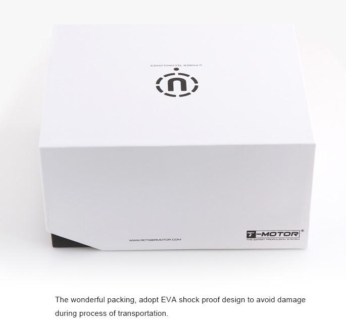 Качественная прочная упаковка защищает мотор от повреждений при транспортировке