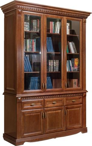 "Шкаф для книг ""Афина"" 3 дв."