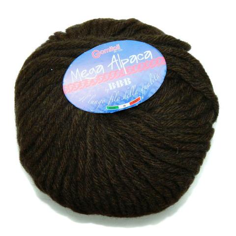 Купить Пряжа BBB Mega Alpaca Код цвета 110 | Интернет-магазин пряжи «Пряха»