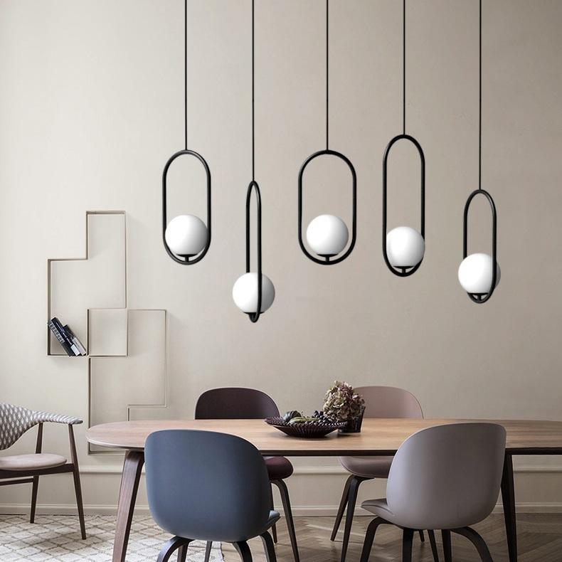 Подвесной светильник Lampatron style Hoop B