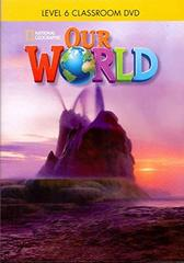 Our World BrE 6 Classroom DVD (x1)