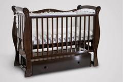 Детская кроватка «Лучик»