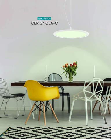 Светодиодный  подвес (люстра) умный свет EGLO connect Eglo CERIGNOLA-C 98605 3