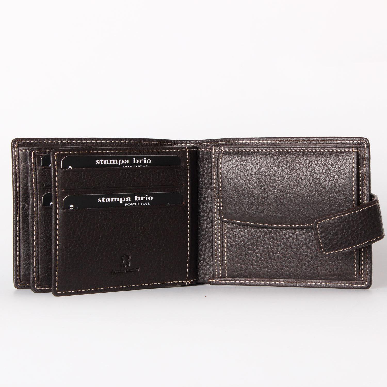 663 R - Портмоне с RFID защитой