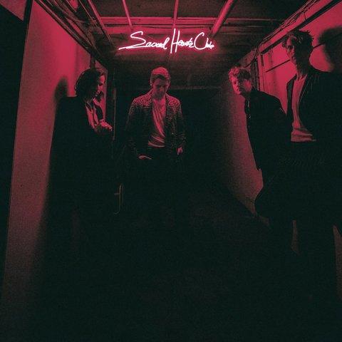 Виниловая пластинка Foster The People – Sacred Hearts Club
