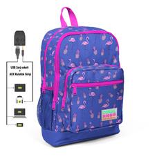 Çanta \ Сумка \ Bag CORAL HIGH SIRT ÇANTA(USB+AUX SOKETLİ) 23276