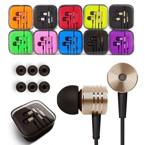 Гарнитура Xiaomi MI ORIGINAL mix color+mic (гарнитура)