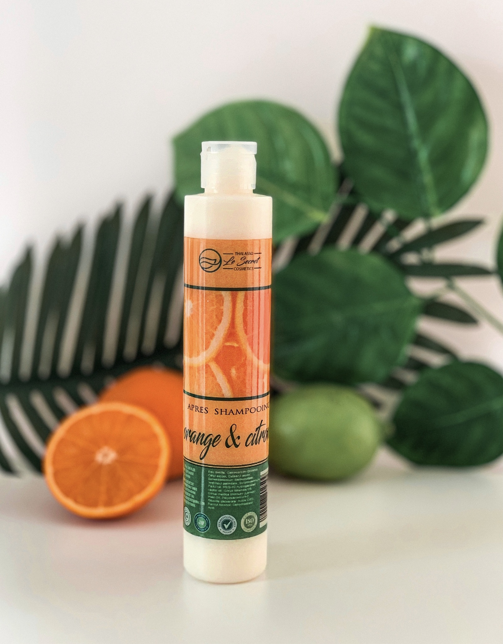 Шампунь Апельсин & Лимон Le Secret Thalasso