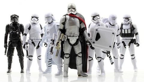 Звездные войны набор фигурок Первый Легион The Force Awakens