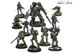 Tartary Army Corps Action Pack