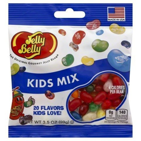 Jelly Belly Kids Mix Джелли Белли Детский микс 99 гр