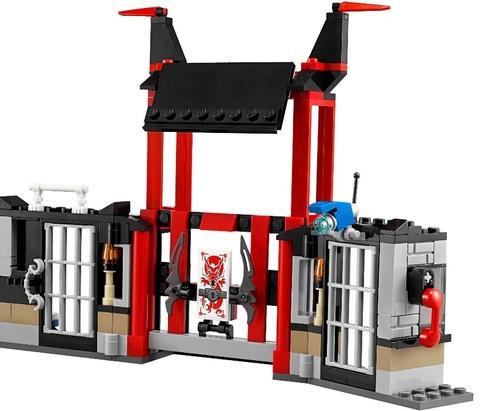 LEGO Ninjago: Побег из тюрьмы Криптариум 70591 — Kryptarium Prison Breakout — Лего Ниндзяго