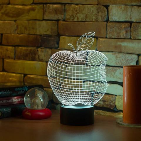 Светильник Яблоко - Apple