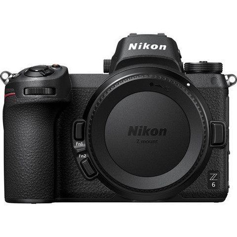 Цифровой беззеркальный фотоаппарат Nikon Z6 Body