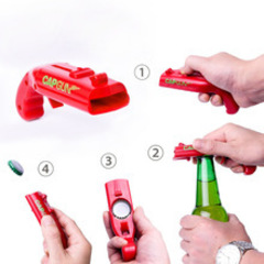 Открывалка для бутылок «Пистолет», фото 4