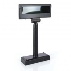 Дисплей покупателя POSUA LPOS VFD (USB) чёрный,белый