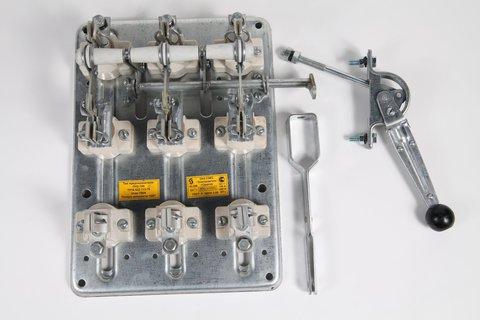 РПС-2/1П У3 TDM (250А,  правый привод, без плавких вставок)
