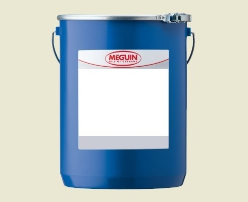 Meguin Walzlagerfett LP2 Минеральная литиевая смазка высокого давления для ступичных подшипников (бежевая)
