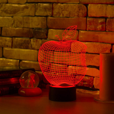Art-Lamps Яблоко - Apple