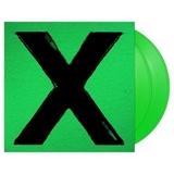 Ed Sheeran / X (Coloured Vinyl)(2LP)