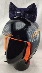 Бантик на горнолыжный шлем Eisbar Mesh Sticker 024 - 2