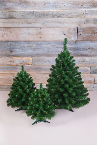 Искусственная елка Норвежская 45 см зеленая