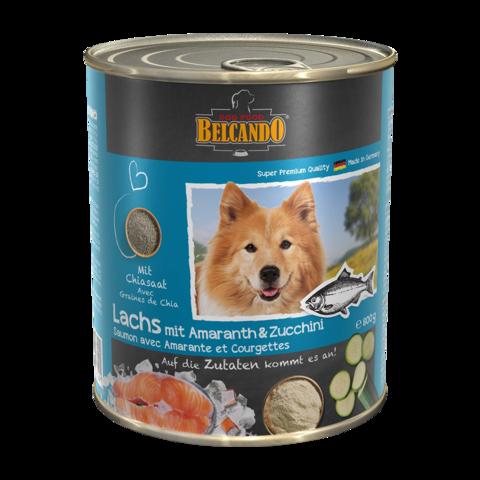 Belcando Консервы для собак с лососем, амарантом и цукини
