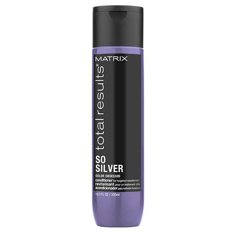 Matrix Total Results So Silver: Кондиционер для питания сухих волос блонд (So Silver Conditioner), 300мл/1л