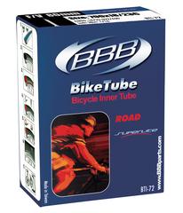 """Велокамера 28"""" с велониппелем BBB BTI-71 шоссейные 18/23C F/V 48mm"""