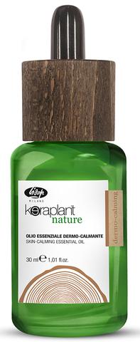 Успокаивающее эфирное масло для чувствительной кожи головы - Lisap Keraplant Skin-Calming Essential Oil 30 мл