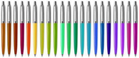 Шариковая ручка Parker Jotter ORIGINALS PANTONE, стержень: Mblue