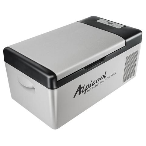 Компрессорный автохолодильник Alpicool C15 (без адаптера 220В)