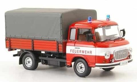 Barkas B1000 Pritsche/Plane Feuerwehr CCC045 IST Models 1:43