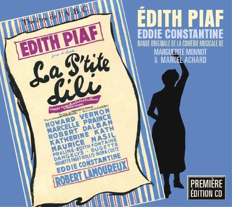 Soundtrack / Edith Piaf: La P'tite Lili (CD)