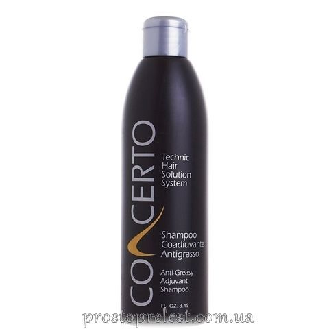 Punti di Vista Concerto Anti-Greasy Adjuvant Shampoo - Енергетично лікувальний шампунь для жирного волосся